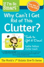 Great review of my new book from the one & only Peter Walsh, Clutter Organizer Extraordinaire!
